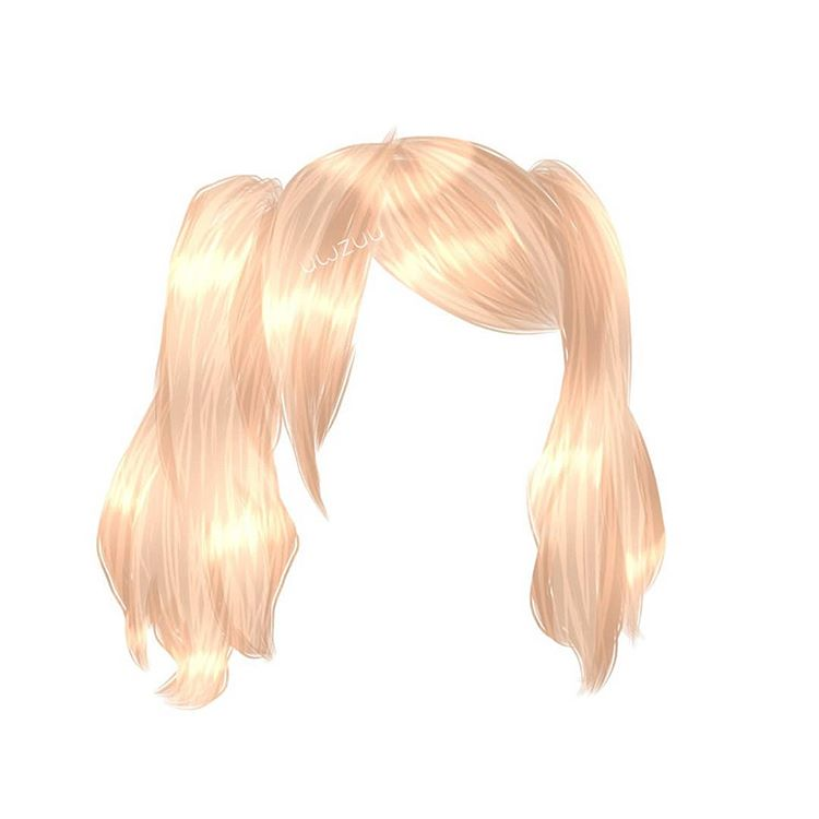 Gacha Life Hair Edit Design
