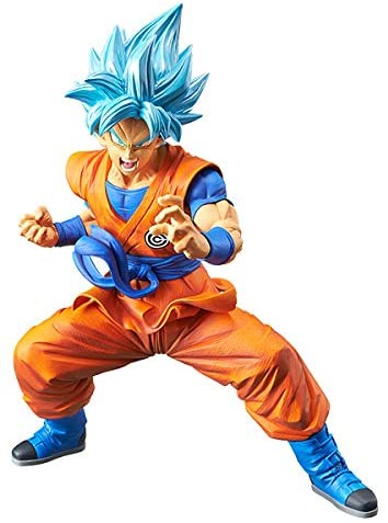 Cool and Gorgeous Goku Blue Hair Styles