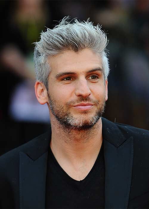 Styles For Gray Hair Men – Try These Great Styles!