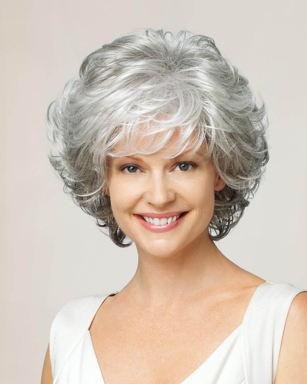 Six Best Model Ideas for Gray Wigs