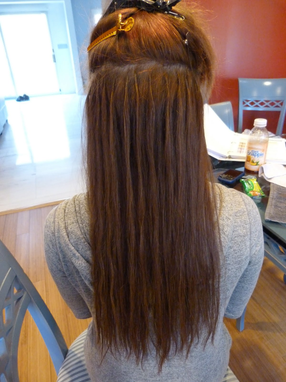 Great Lengths of Hair Extensions
