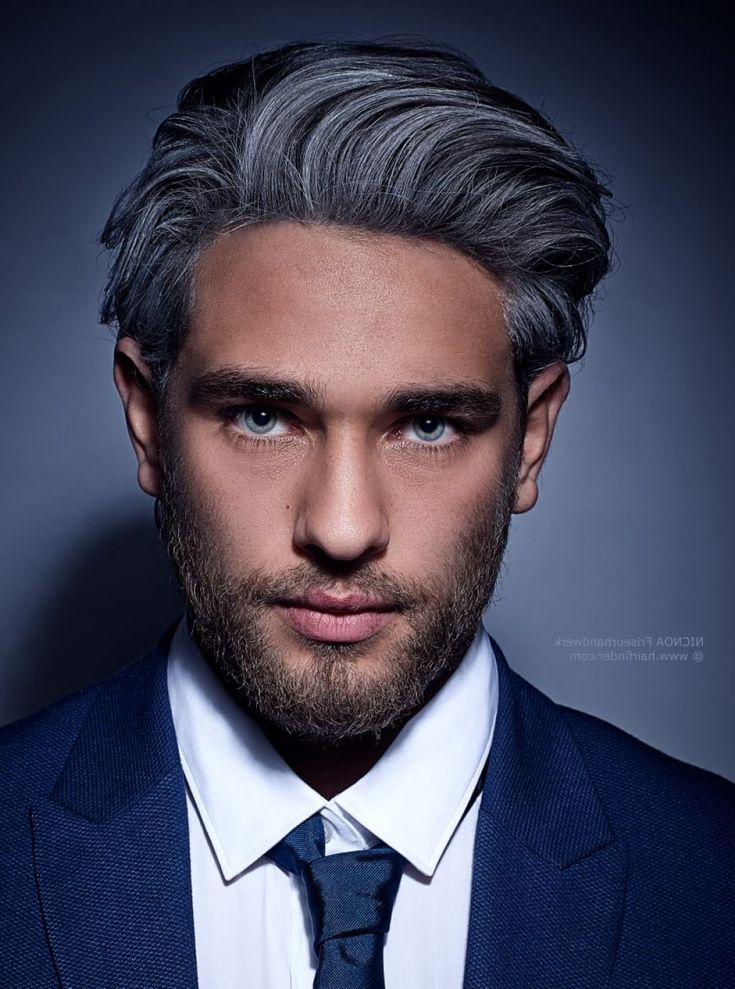 Styles For Grey Hair Men – Try These Great Styles!