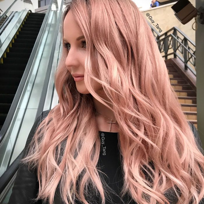 Hair Color Design Ideas for Todays New Guy Tang Hair Color
