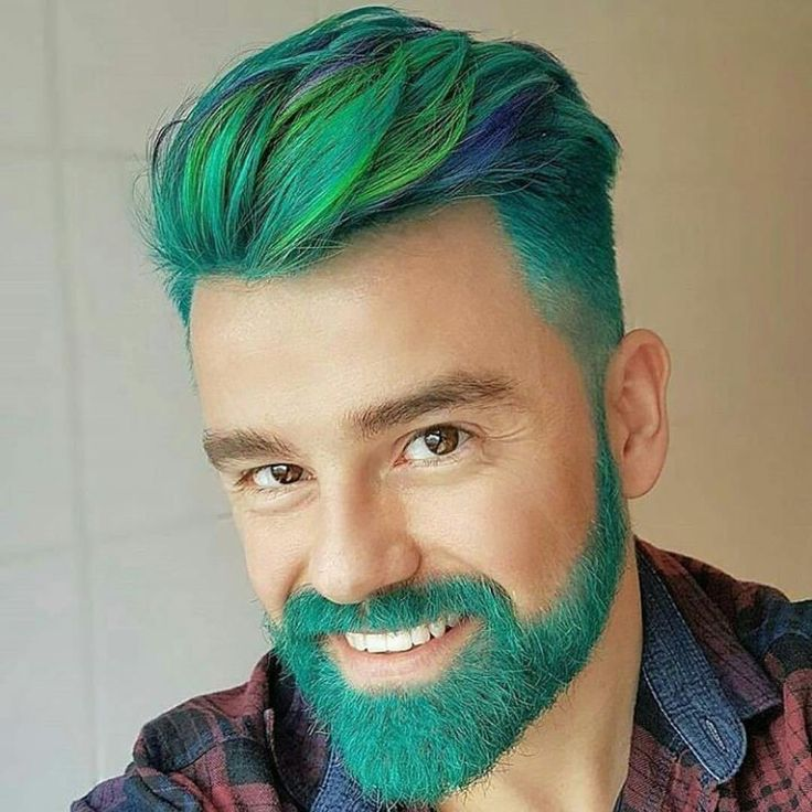 How to Find Great Styles For Guys With Colored Hair