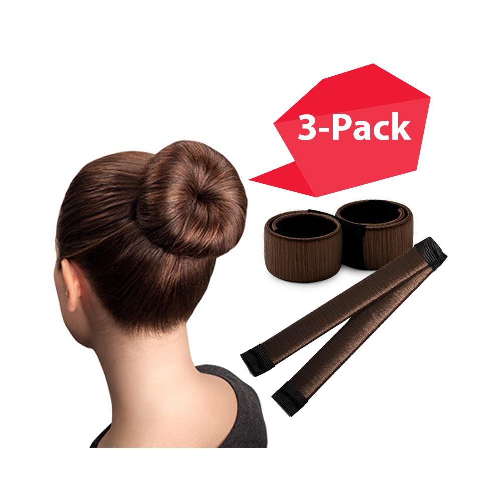 Hair Bun Maker Design Ideas