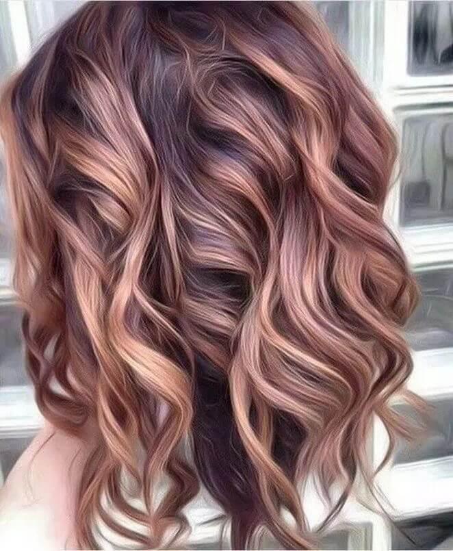 Modern Design Ideas Hair Colors for Fall 2020