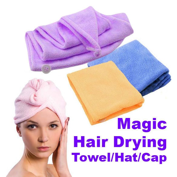 Hair Drying Towel – 4 Most Beautiful Styles That Can Be Achieved With a Hair Drying Towel