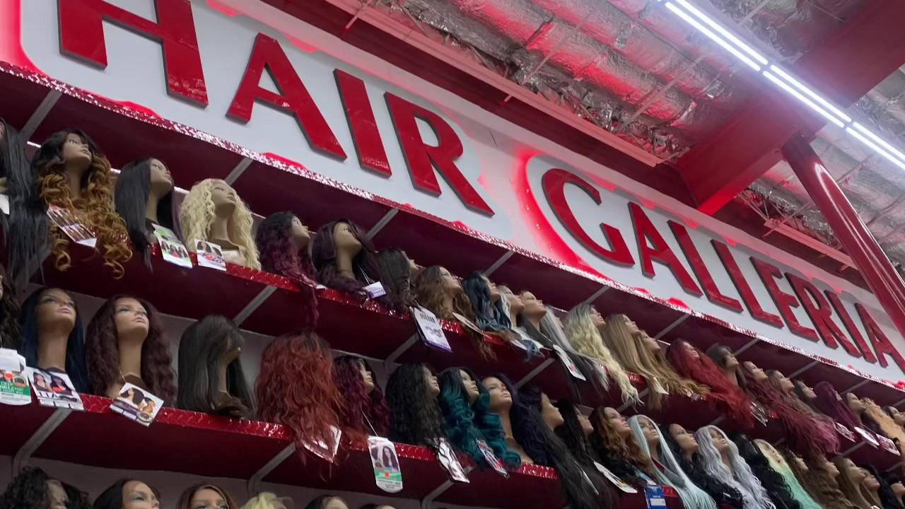 Hair Galleria Dallas for a New Design