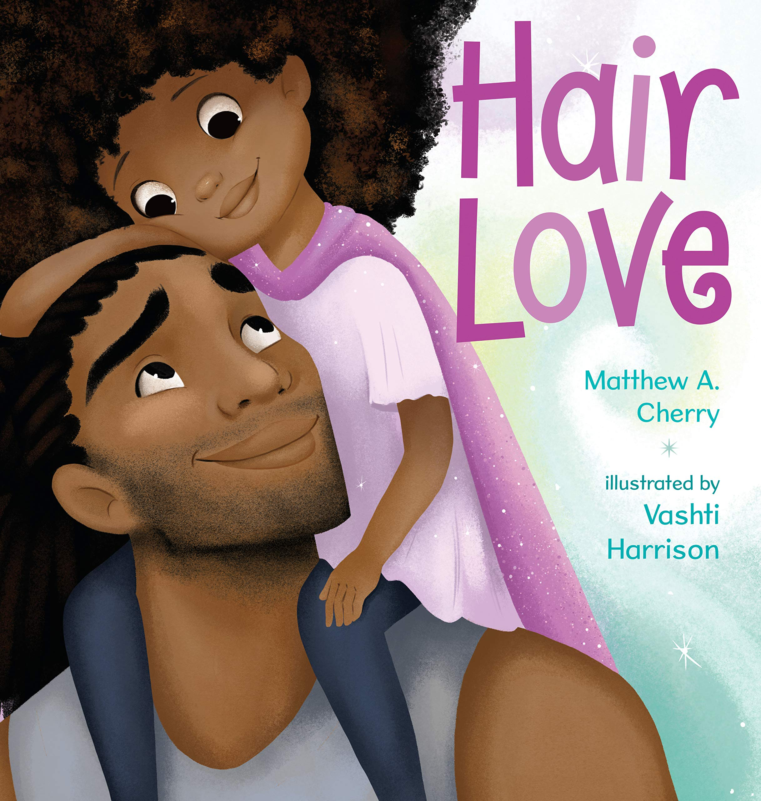 Hair Love: A Book Review
