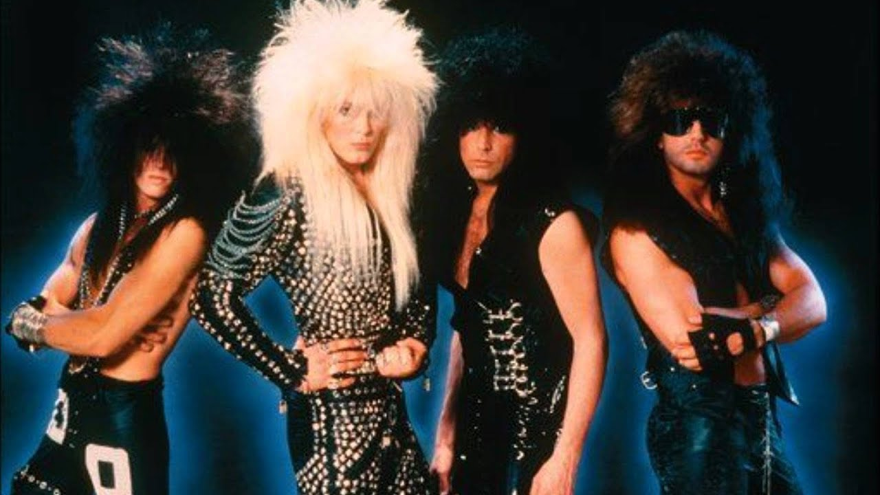 Hair Metal Bands and Model