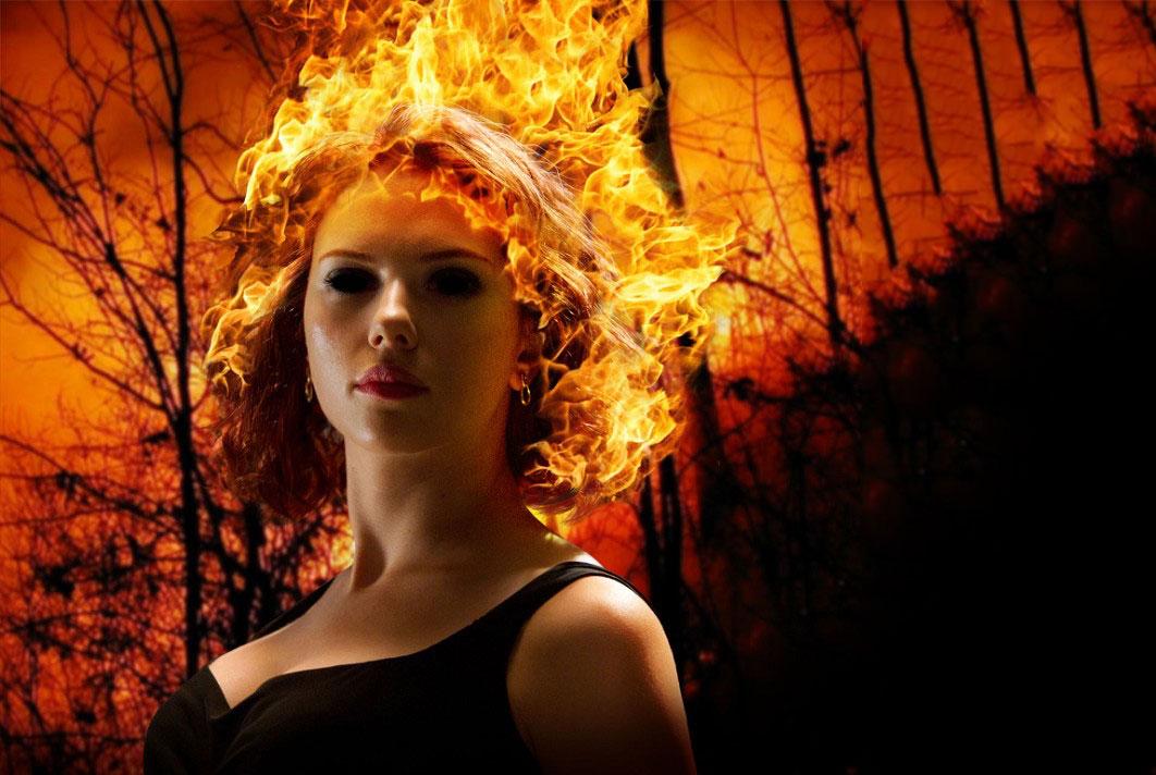 Hair On Fire – Hottest Design Idea For 2021