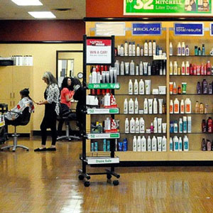The Very Best Style For Women at the Hair Place in Walmart