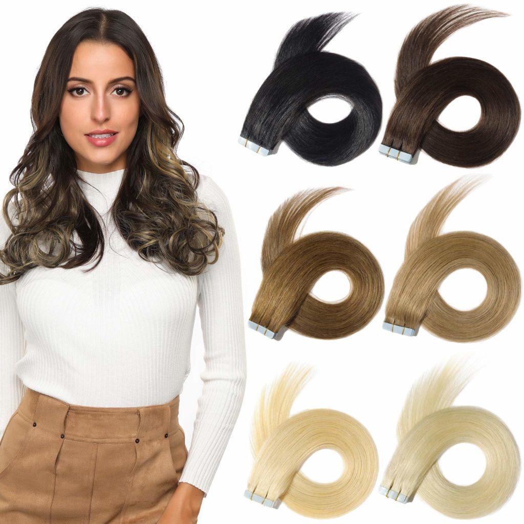 New Model – Hair Tape