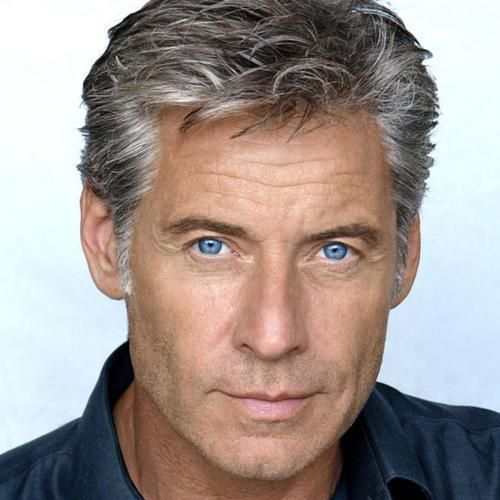 Handsome Hairstyles for Men Over 50