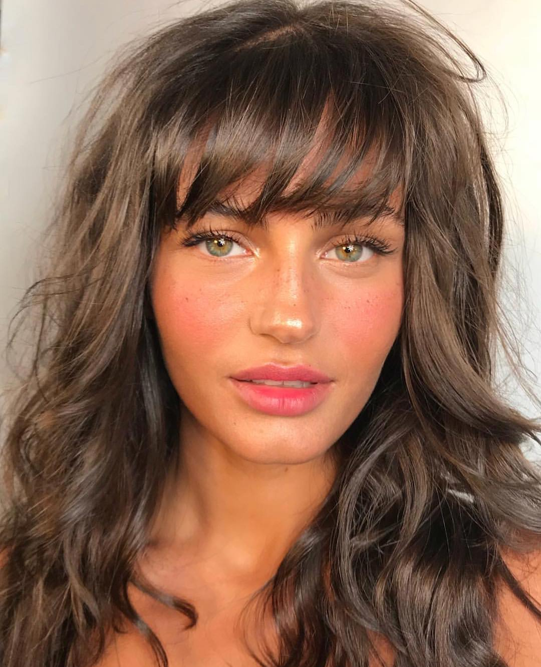 Short Hairstyles For Women With Bangs