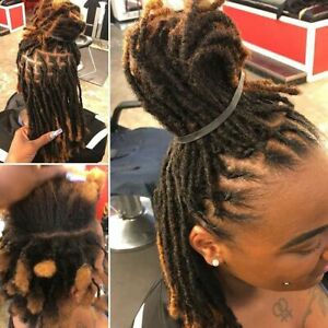 The Secret of Beautiful Styles With Human Hair Loc Extensions