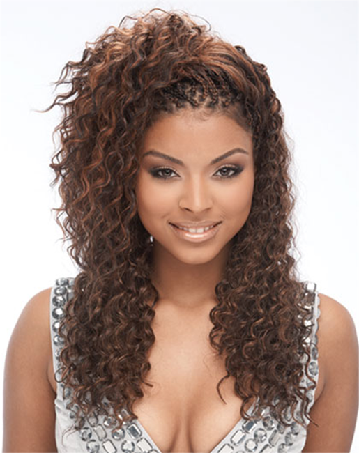 Latest Model – Human Hair Micro Braids
