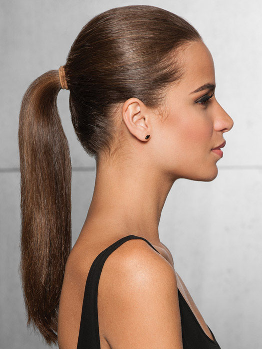 Trendy Human Hair Ponytail Styles For Today's Woman