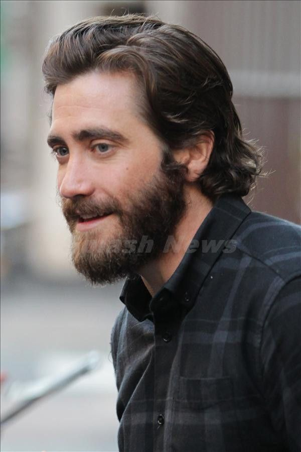 Modern Design – Men Wanting a New Look Jake Gyllenhaal Long Hair!