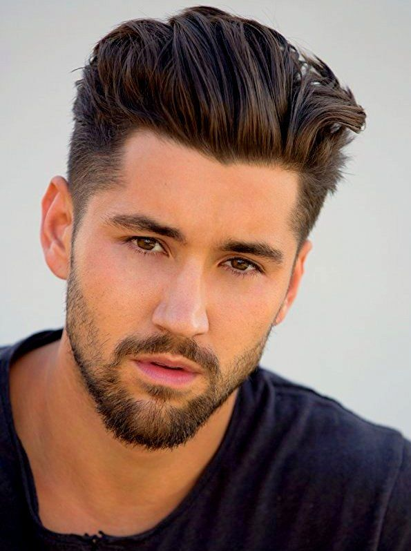The Newest Model Trend is the Jeff Wittek Haircut