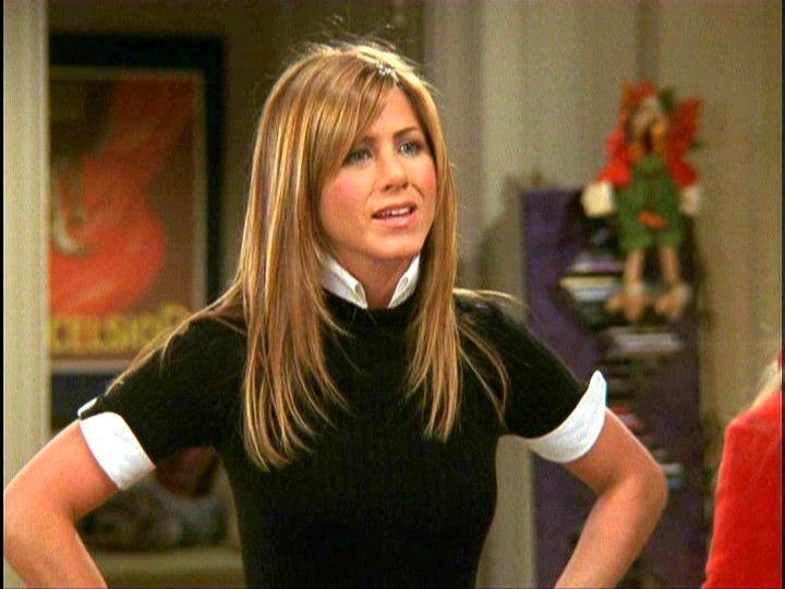Jennifer Aniston's Friends Hair Best Ladies Design Ideas