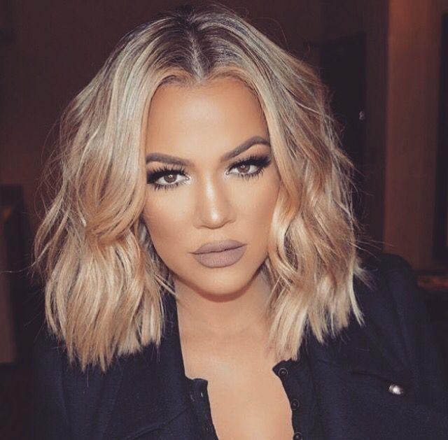 Style Trends for Khloe Kardashian Short Hair