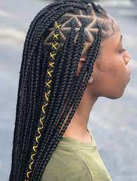 10 Best Knotless Braids Hairstyles For Teenagers