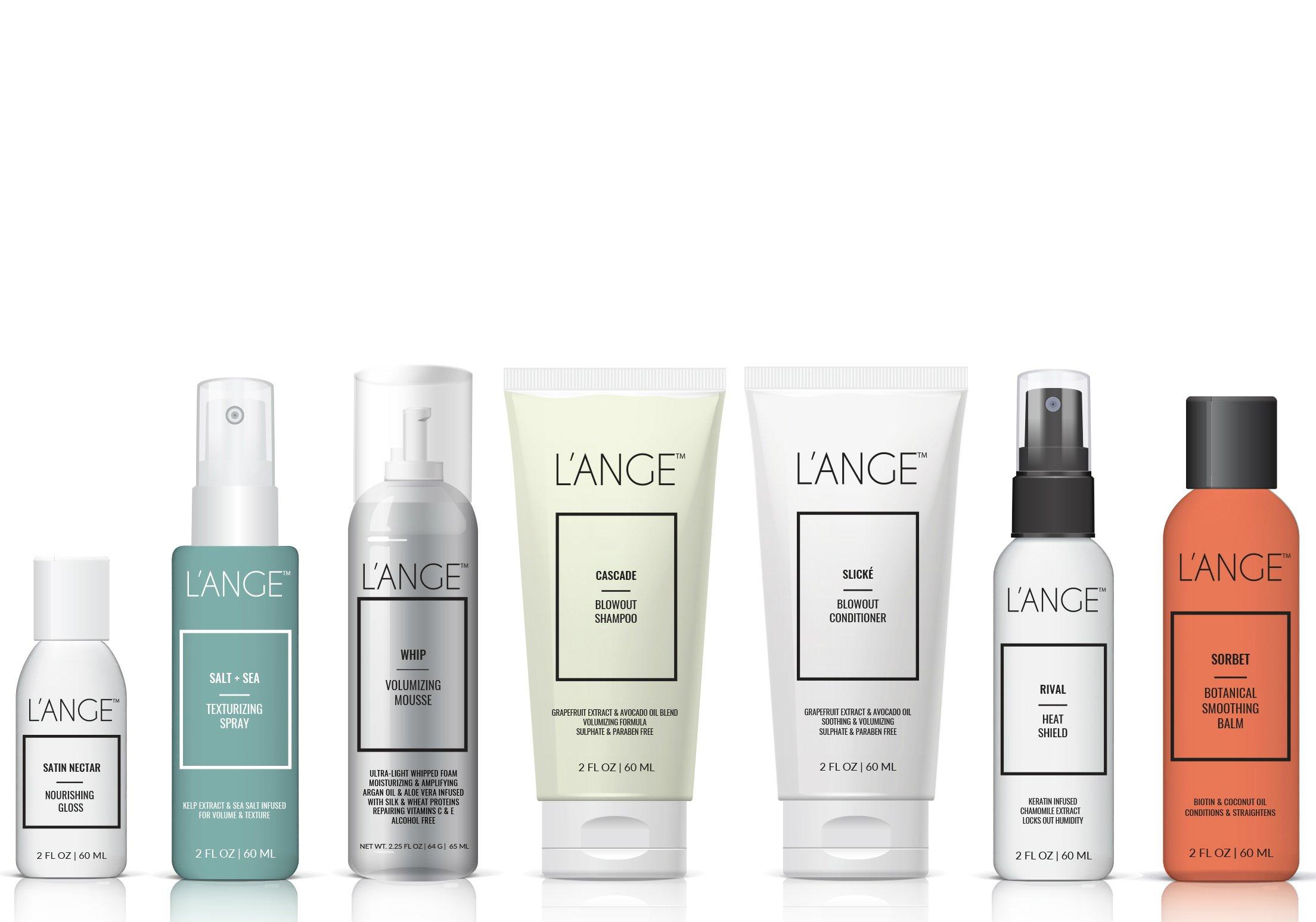 Latest Model l Ange Hair Care
