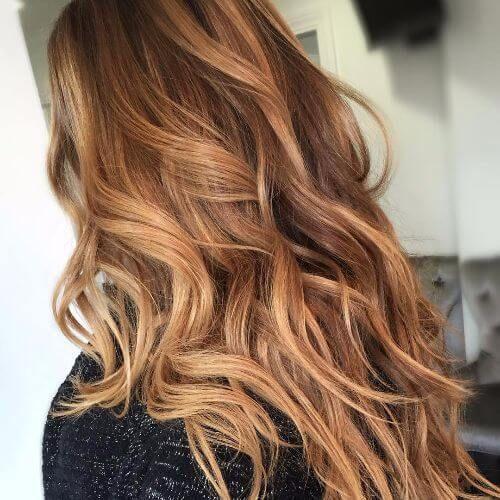 Light Caramel Hair Color Ideas For 2021
