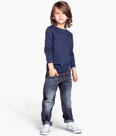 Latest Design Trends For Little Boys With Long Hair