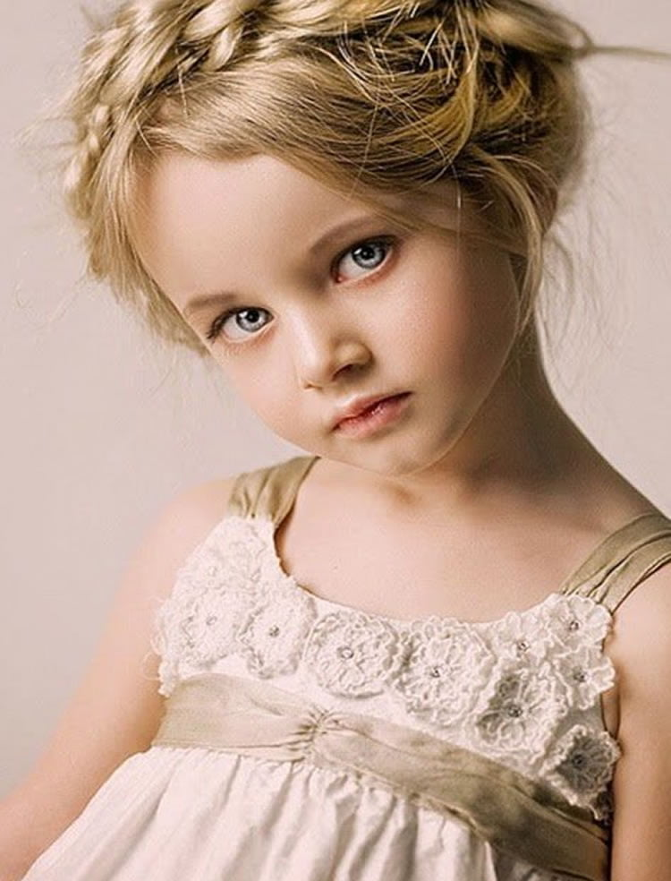 5 Little Girl Hair Design Ideas For Your Daughter
