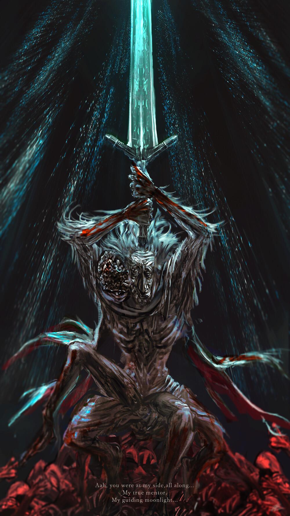 Ludwig's Holy Blade in Dark Souls 3