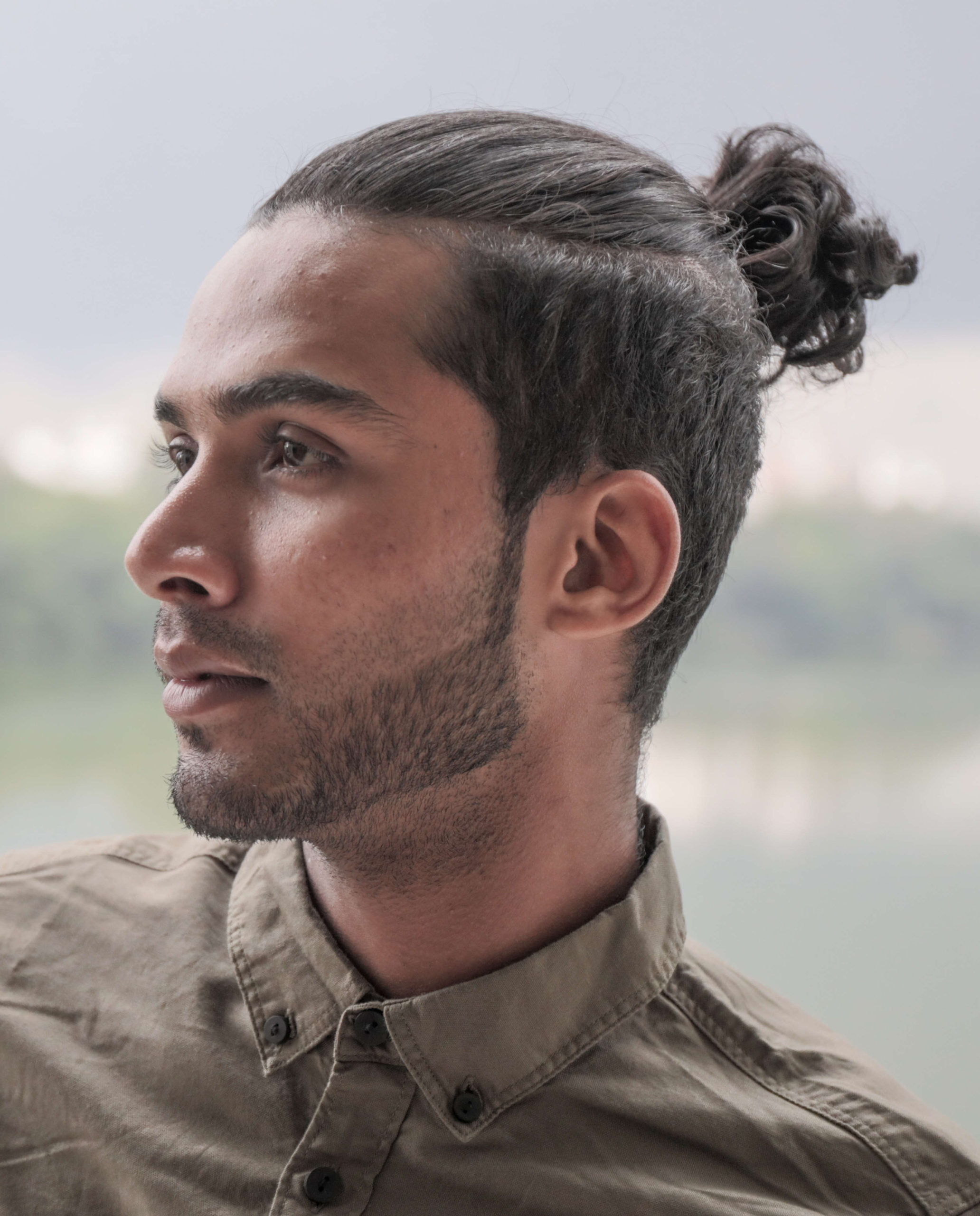 Modern Design Ideas – How to Find the Right Man Bun Hairstyle