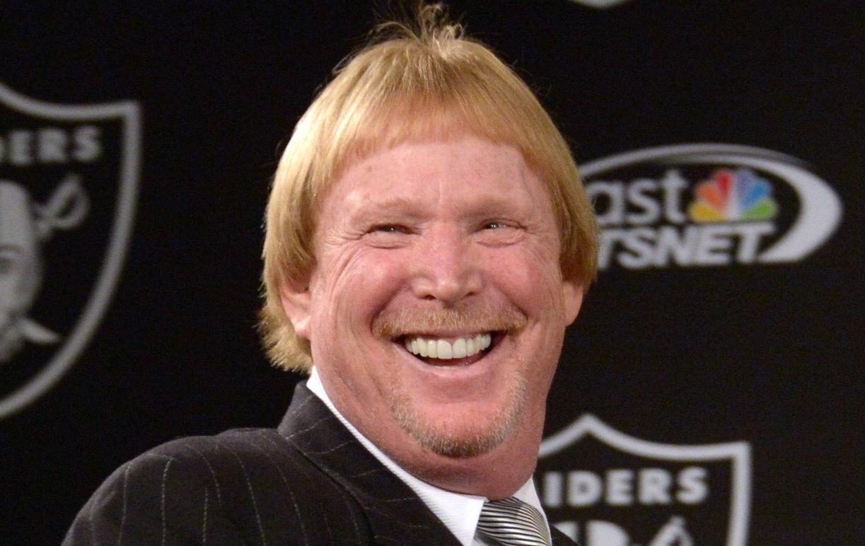 Raiders Wide Receiver Mark Davis Haircut and Ideas
