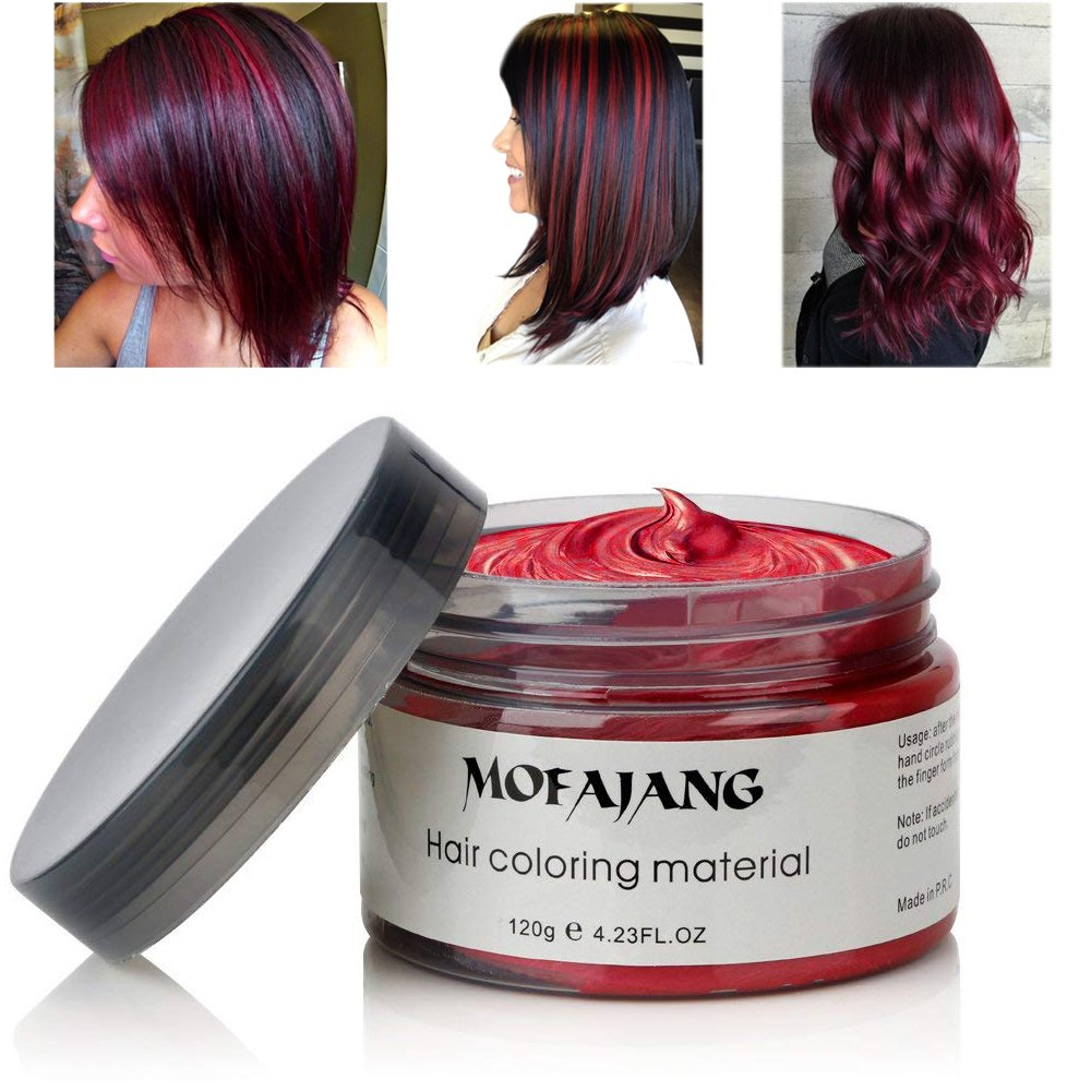 6 Most Popular Styles Created With Mofajang Hair Color Wax