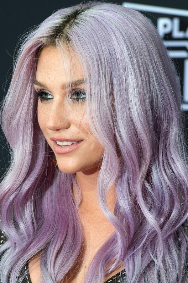 Multi Colored Hair Design Ideas