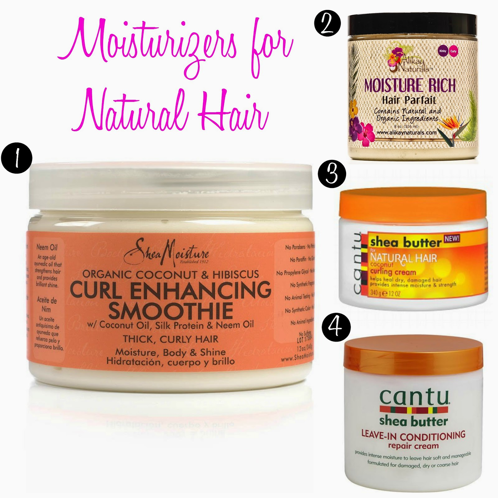 Model Ideas With Natural Hair Moisturizer
