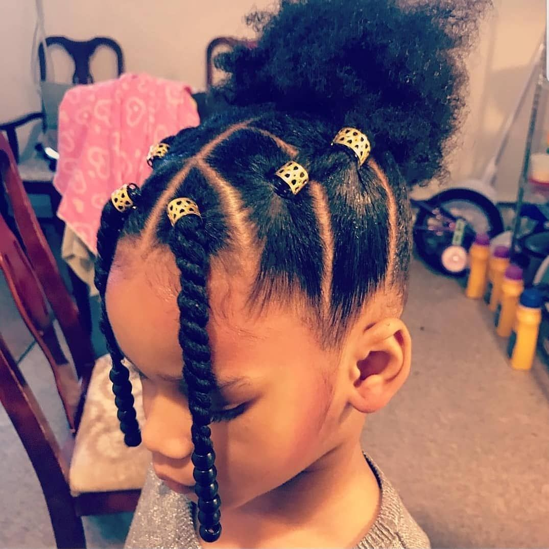 Beautiful Hair Styles For Kids – 3 Fantastic Styles For Kids