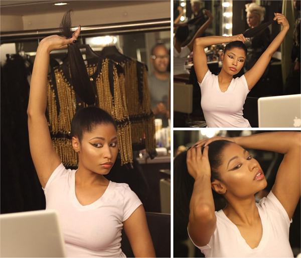 What Is Nicki Minaj' Natural Design?