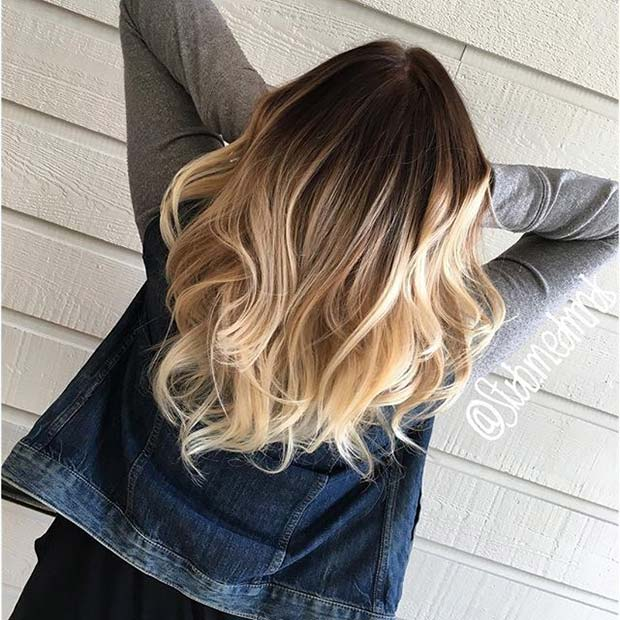 Some Ombre Hair Color Ideas For Today