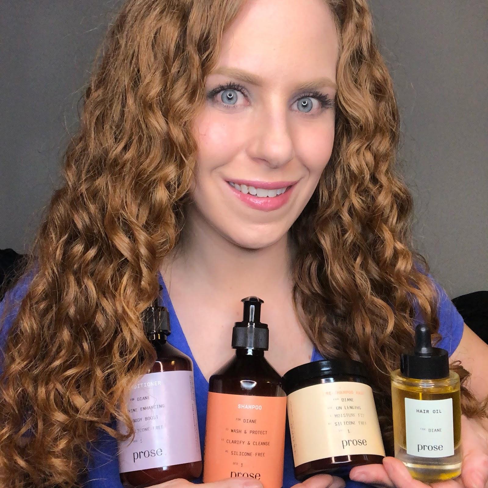 Prose Hair Care Reviews for Design Conscious Individuals