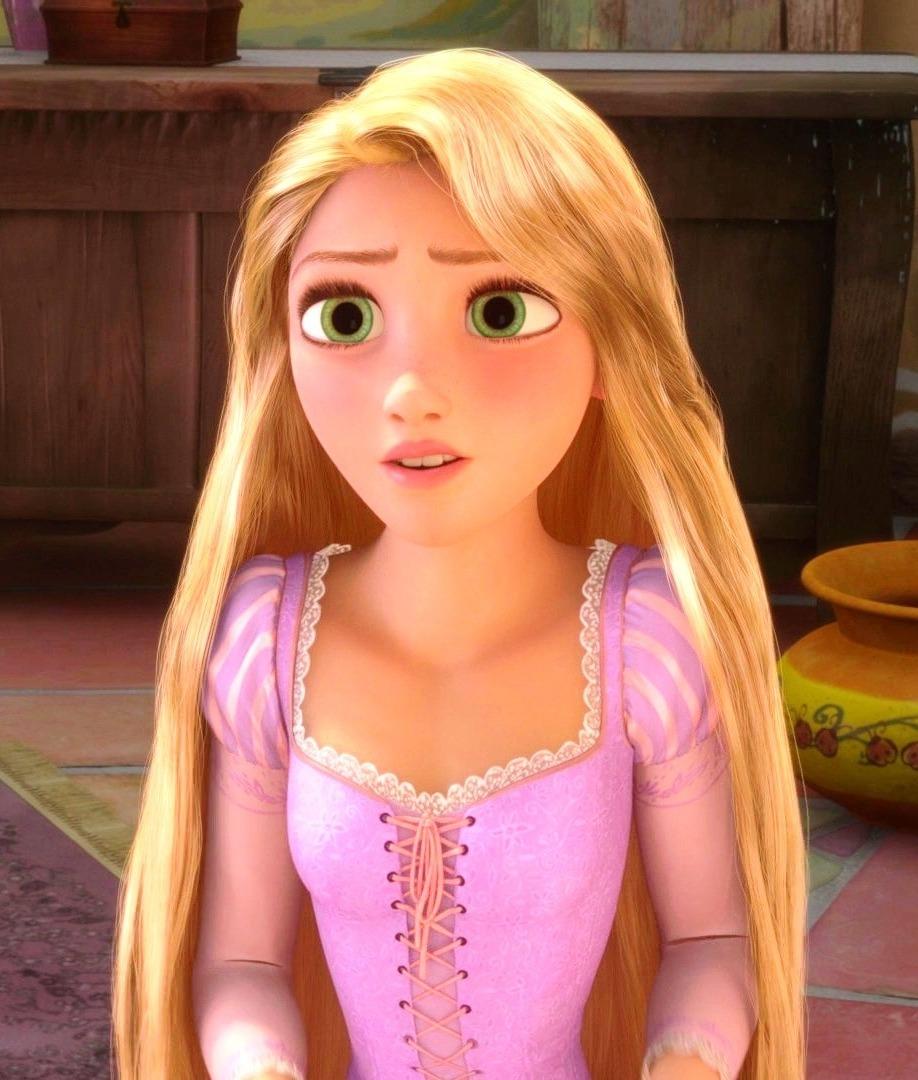 Rapunzel Hairs Style Ideas