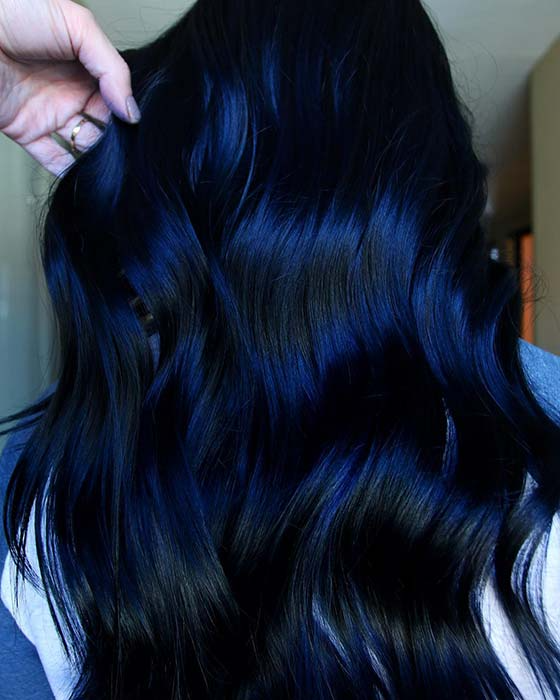 A Review of the Popularity of the Raven Hair Color