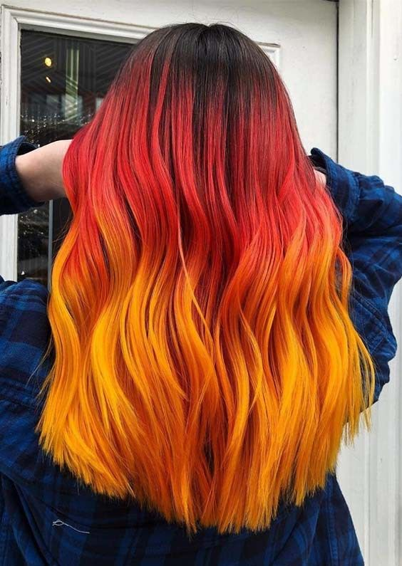 3 Easy Ways to Add Color With Red and Orange Hair