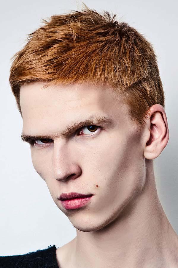 Model ideas for Red Hair Men