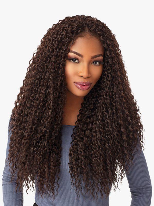 Beautiful Styles With Ruwa Braiding Hair!