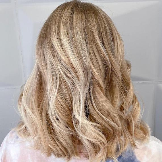Interesting Design Ideas For Sandy Hair