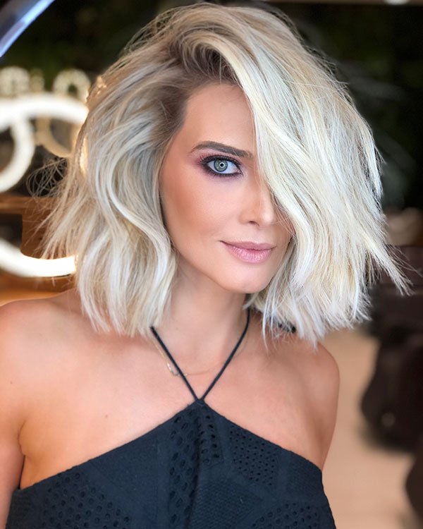 Sexy Short Hair Design – Latest Model Trend
