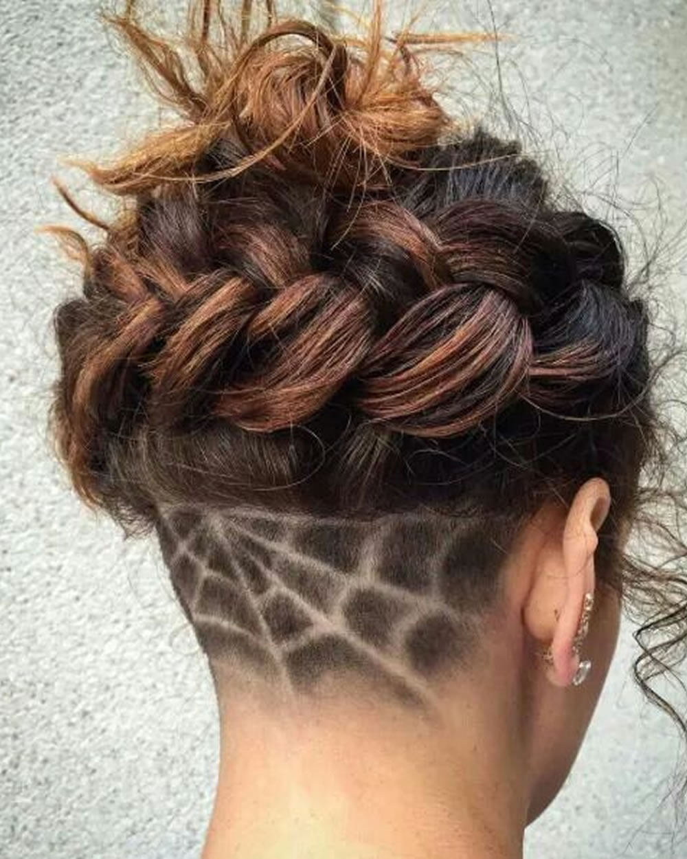 Best Advice on Shaved Hair Designs Models