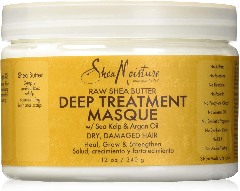 Shea Moisture Hair Mask For Beautiful Styles